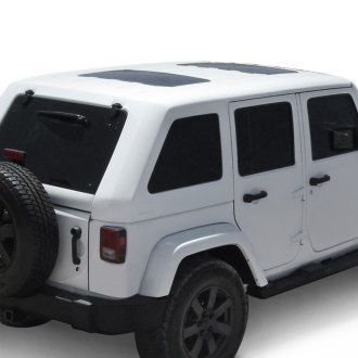 American Fastbacks® - Freedom Fastback Double Sunroof Hard Top