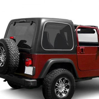 2004 jeep wrangler hard tops one two piece sunroofs. Black Bedroom Furniture Sets. Home Design Ideas