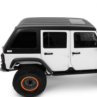 American Fastbacks® - Freedom Fastback Single Sunroof Black Texture Hard Top