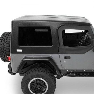 American Fastbacks® - Recon Black Textured Solid Hard Top