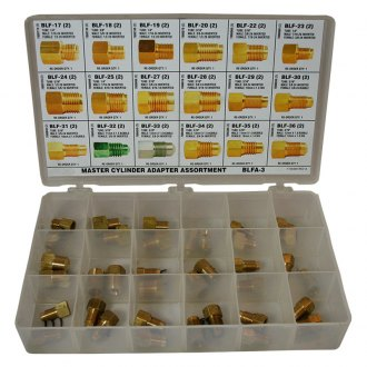 AGS® - Master Cylinder Adapter Fitting Assortment