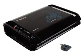 American Hi Fi® - Performance Teknique™ Series Class D 2-Channel 600W Amplifier