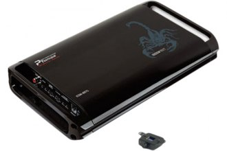 American Hi Fi® - Performance Teknique™ Series Class D 2-Channel 1600W Amplifier