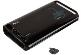 American Hi Fi® - Performance Teknique™ Series Class D 2-Channel 2000W Amplifier