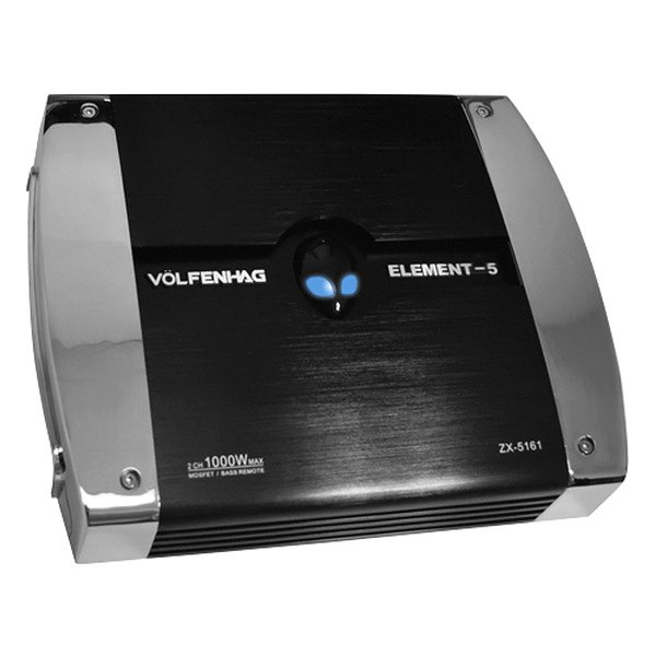American Hi Fi® - Volfenhag™ Series Class AB 2-Channel 1000W Amplifier