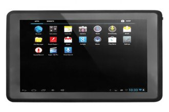"American Hi Fi® - 8"" Fisher Digital™ Tablet"