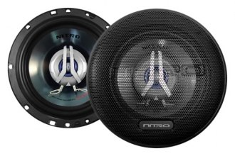 "American Hi Fi® - 6-1/2"" 2-Way Nitro™ 500W Speakers"
