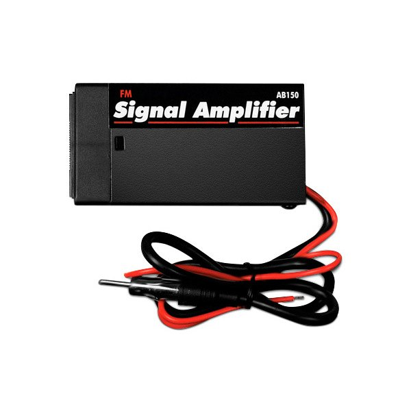 American International® - FM Antenna Signal Booster
