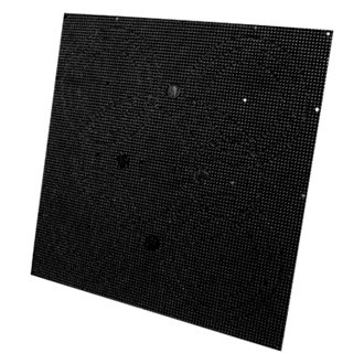 "American International® - 12"" x 12"" Waffled ABS Sheet With Cut-Outs"