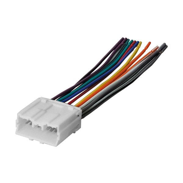 American International® DWH612 - Aftermarket Radio Wiring Harness on