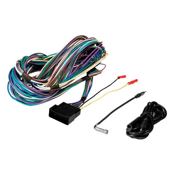 American International® FWH55XT - Aftermarket Radio Wiring Harness on
