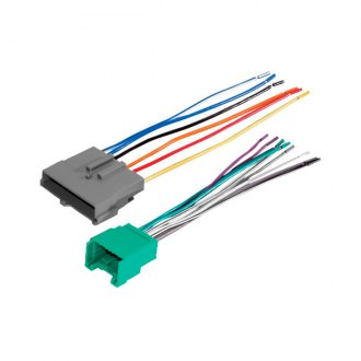 mercury grand marquis oe wiring harnesses stereo adapters american international® aftermarket radio wiring harness oem plug