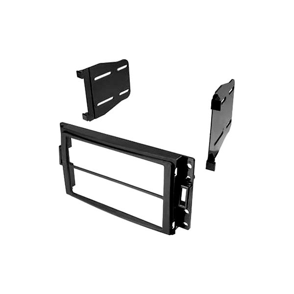 Buick Terraza Double DIN Dash Kit 2005 2006 2007 2008 2009 Hummer H3 H3T