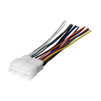 American International® - Aftermarket Radio Wiring Harness with OEM Plug