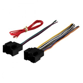 2013 chevy silverado oe wiring harnesses  u0026 stereo adapters