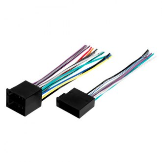 American International® - Aftermarket Radio Wiring Harness with OEM Plug for Aktiv Systems