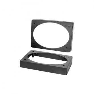 American International® - 1 1/2 Depth Extenders for 6 x 9 Speakers