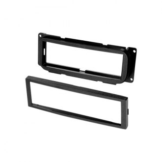 American International® - Single DIN Stereo Dash Kit with DIN Trim Ring