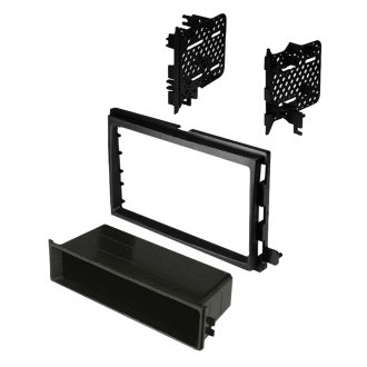 American International® - Single / Double DIN Stereo Dash Kit