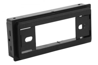 American International® - Single DIN Stereo Dash Kit with Factory Textured ABS Plastic