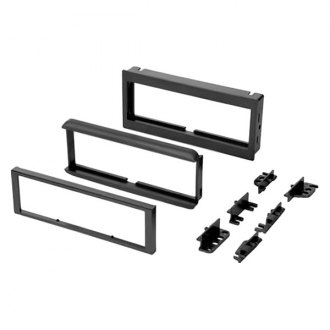 "American International® - Single DIN Stereo Dash Kit with DIN Trim Ring and 1/2"" Nose Extension"