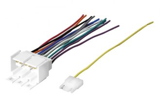 American International® - Wiring Harness, For Factory Harness