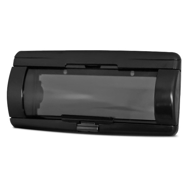 American International® - Universal Black Single DIN Marine Cover