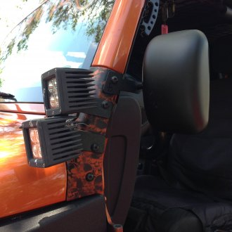 American Outlaw® - Sidewinder™ Side View Mirrors