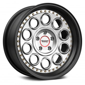 AMERICAN RACING® - VF309C Matte Black with Machined Face
