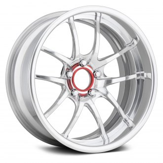 AMERICAN RACING® - VF529 Polished with Red Ring