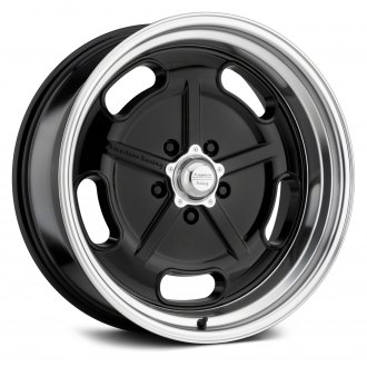 AMERICAN RACING® - VN511 SALT FLAT Gloss Black with Diamond Cut Lip