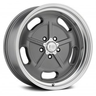 AMERICAN RACING® - VN511 SALT FLAT Vn511 Magnesium Gray with Diamon Cut Lip