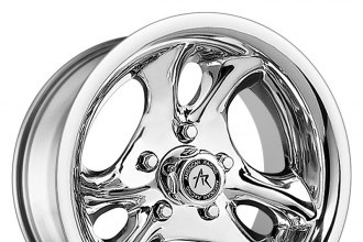 "AMERICAN RACING® - VENTURA Polished (15"" x 7"", -6 Offset, 5x114.3 Bolt Pattern, 83.06mm Hub)"