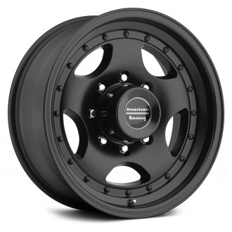 AMERICAN RACING® - AR23 1PC Satin Black