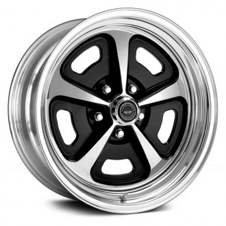 AMERICAN RACING® - AR500 Polished with Black Center