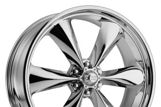 "AMERICAN RACING® - TORQ THRUST ST Chrome (20"" x 8.5"", +30 Offset, 6x139.7 Bolt Pattern, 78.3mm Hub)"