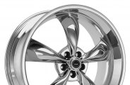 "AMERICAN RACING® - TORQ THRUST M Chrome (18"" x 8"", 0 Offset, 5x120.65 Bolt Pattern, 72.6mm Hub)"