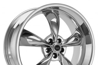 "AMERICAN RACING® - TORQ THRUST M Chrome (16"" x 7"", +35 Offset, 5x100 Bolt Pattern, 57.1mm Hub)"