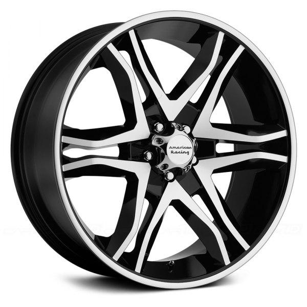 AMERICAN RACING® AR893 MAINLINE Wheels - Gloss Black with ...