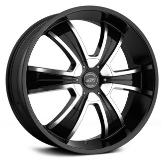 AMERICAN RACING� - AR894 Gloss Black with Machined Face