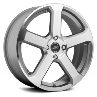 AMERICAN RACING� - AR896 Dark Silver with Machined Face