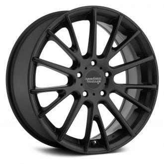 AMERICAN RACING® - AR904 1PC Satin Black