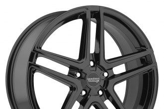 "AMERICAN RACING® - AR907 Gloss Black (16"" x 7"", +40 Offset, 5x114.3 Bolt Pattern, 72.6mm Hub)"