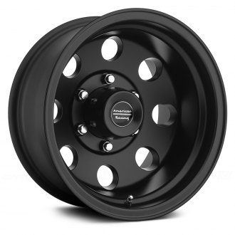 AMERICAN RACING® - AR172 BAJA 1PC Satin Black