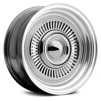 AMERICAN RACING® - TURBINE Chrome with Polished Lip