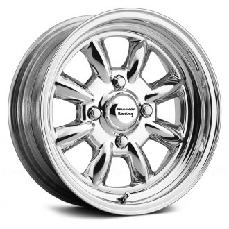 AMERICAN RACING® - VN401 SILVERSTONE 2PC Polished