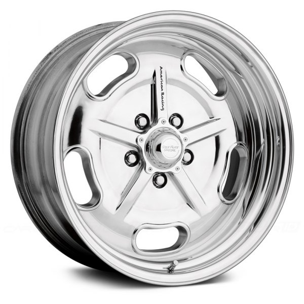 AMERICAN RACING® - SALT FLAT SPECIAL Polished