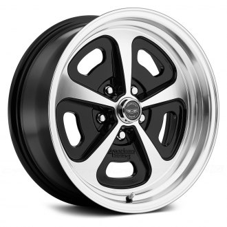AMERICAN RACING® - VN501 500 1PC Gloss Black with Machined Face