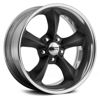 AMERICAN RACING® - VNB425 Polished with Black Center