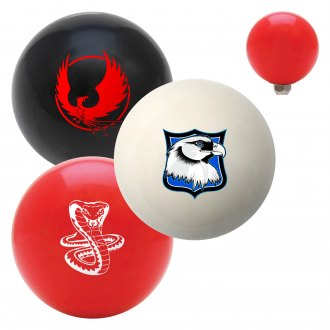 "American Shifter® - Billiard Cue Ball Series ""Animals"" Custom Shift Knob"